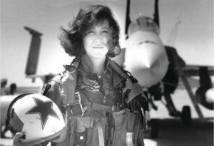 Nerves of Steel - former fighter pilot now flying for Southwest