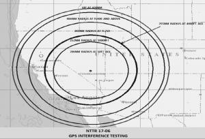 GPS Testing NOTAM