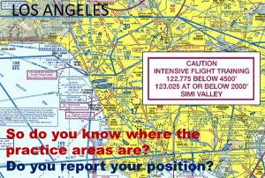 Practice Areas called FLIGHT INTENSIVE TRAINING AREA